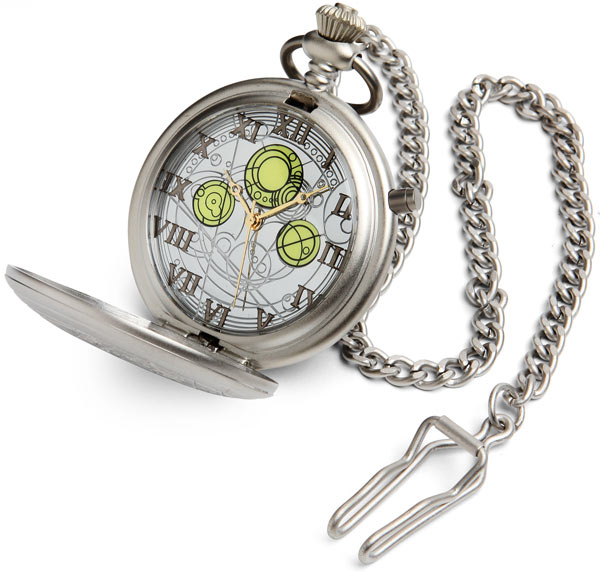 Doctor Who, Pocketwatch, ThinkGeek