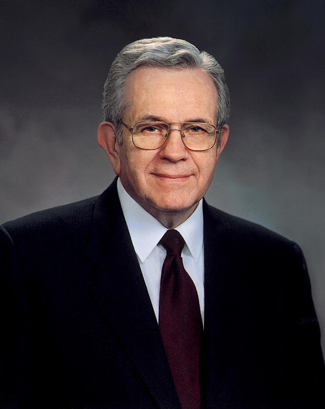 President Boyd K. Packer's funeral service: Students reflect - Scroll