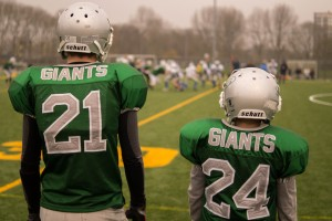 football, youth, giants