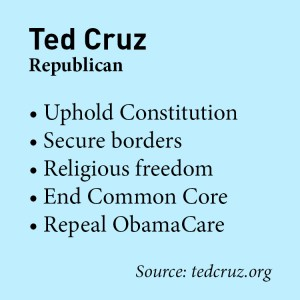 Ted Cruz Quick Facts