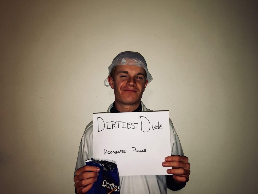 Convicted: Dirtiest Dude