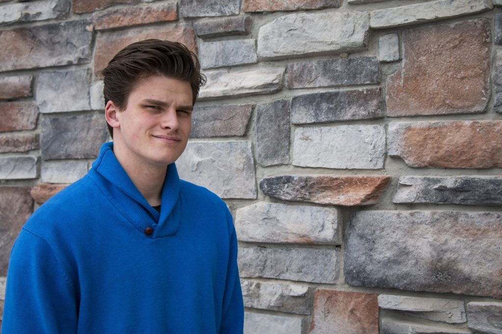 Jarom Fotheringhame is a freshman studying music.